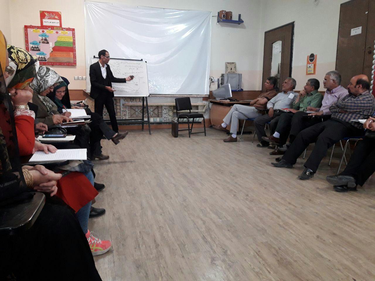 برگزاری اولین کارگاه آموزشی شعر فارسی